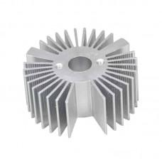LED Sunflower Heatsink
