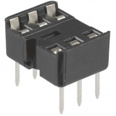 6-Pin IC Socket