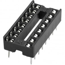 16-Pin IC Socket Narrow