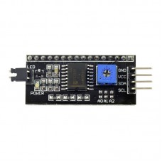 LCD Driver Module With I2C Interface