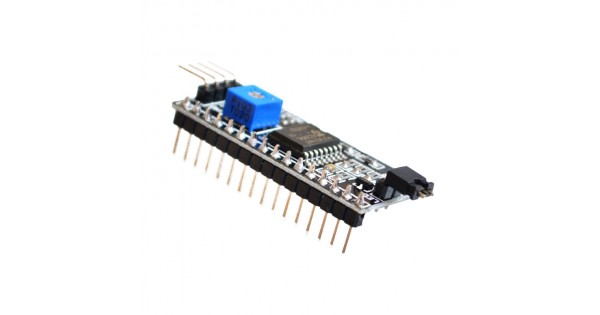 lcd driver module with iic i2c interface