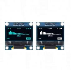 128x64 OLED Display with I2C