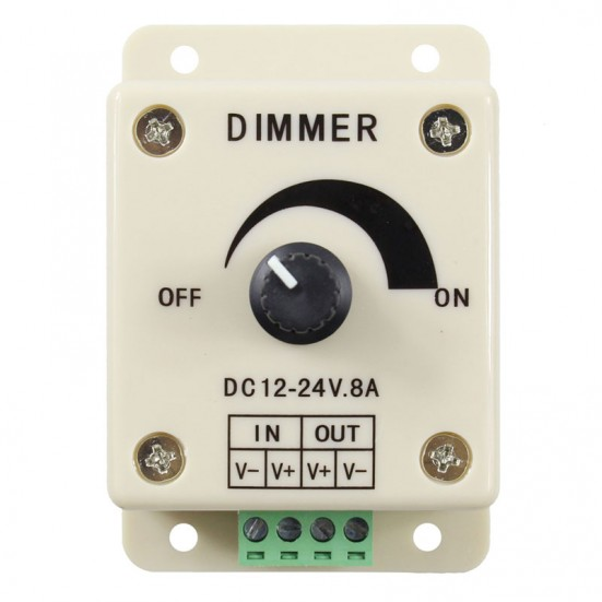LED Dimmer Control
