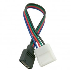 4-Pin RGB Ribbon Connector to Female Needle