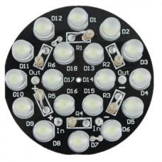 DIY IR 18-LED SpotLight jr Kit