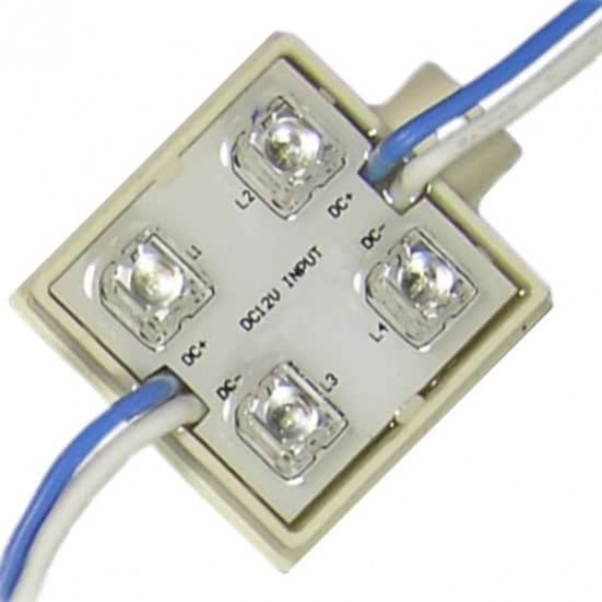 Square 4-LED Modules