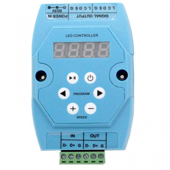 HL1606 DMX or Stand-Alone Controller