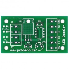 LED Dazzler Bare PCB