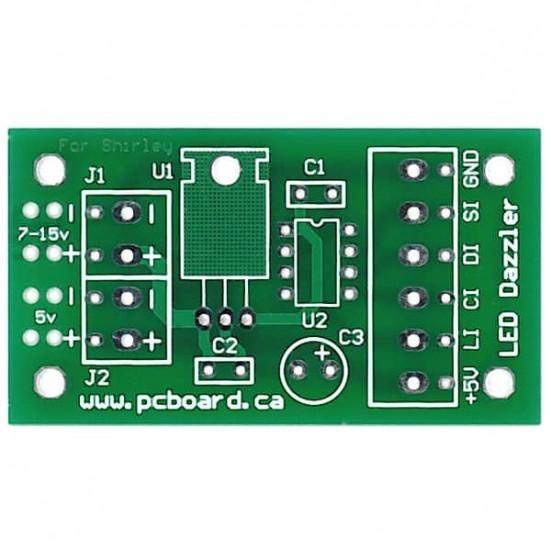 LED Dazzler Bare PCB