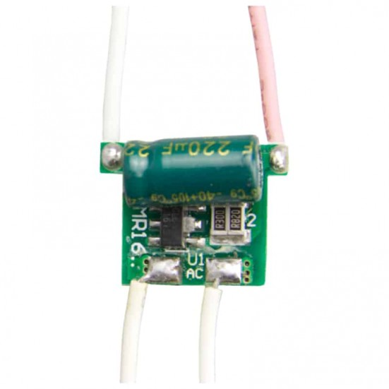 Mini 3W LED Driver (Wired)