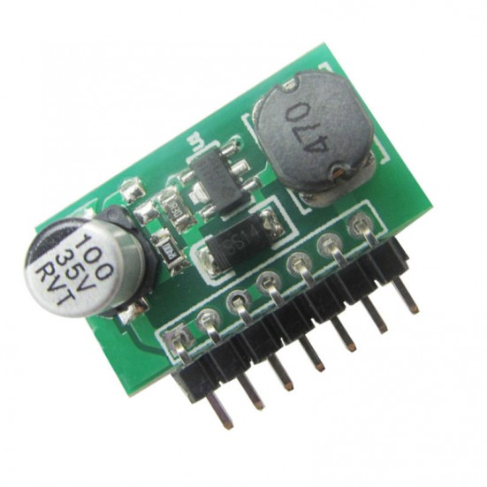 3W High Power PWM LED Driver