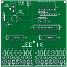 LED fX PC Board