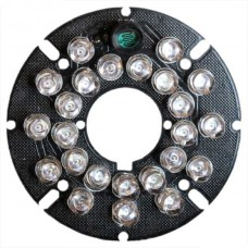 IR (Infra Red) 24-LED IR Panel 940nm