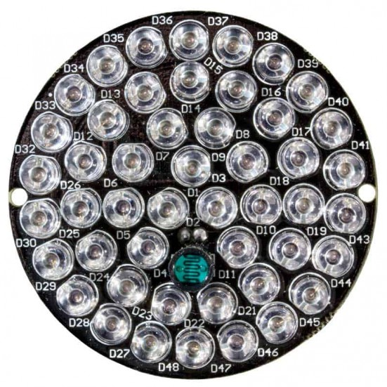 IR (Infra Red) 48-LED IR Panel 940nm