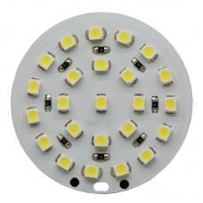 24-LED Circular Illuminator Panel