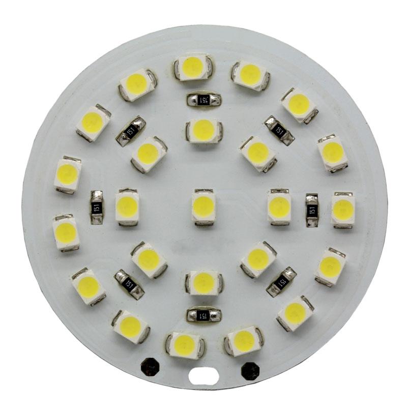 24 Led Circular Illuminator Panel