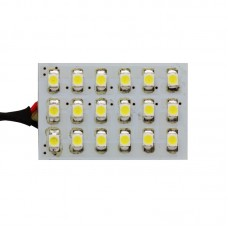 18-LED Rectangular Illuminator Panel