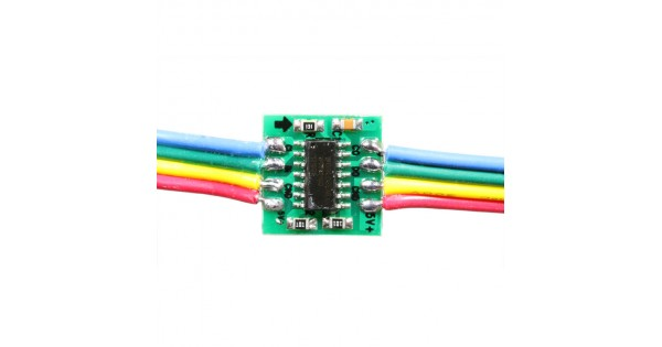 Flat Ws2801 Uninsulated Pixel String