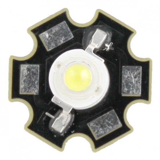 5 watt LED - White