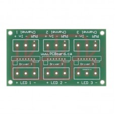 High Power LED Driver Board