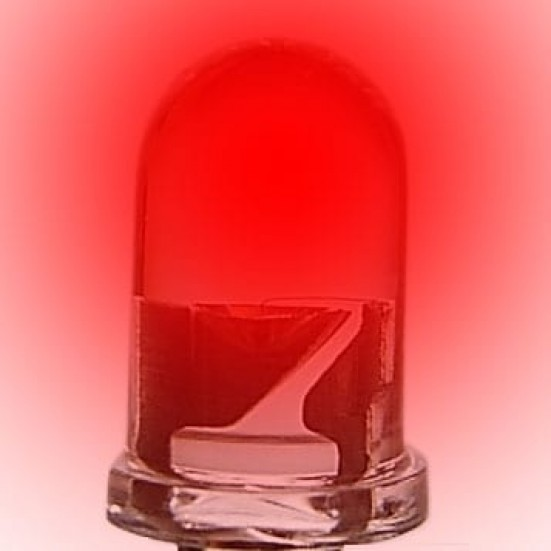 5mm Super Bright Red LEDs