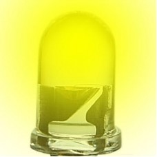 3mm Super Bright Yellow LED