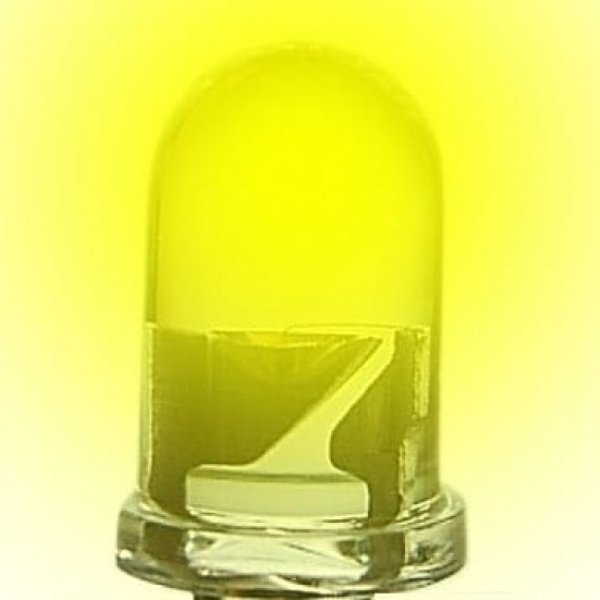 5mm Ultra Bright Yellow