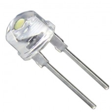 8mm Super Bright White LED