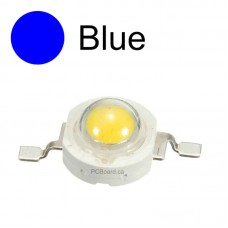 1 watt - Blue LED Bead