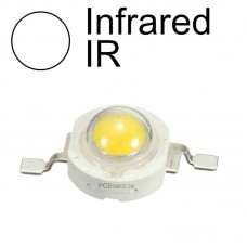 3 watt - IR (Infrared) LED Bead