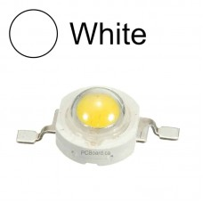 1 watt - White LED Bead