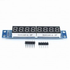 MAX7219 8-Digit 7-Segment Display