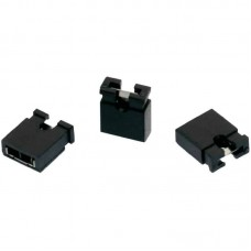Shorting Block Shunt Jumper - 10 Pieces