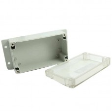 Project Case 158x90x65mm (Clear Lid)