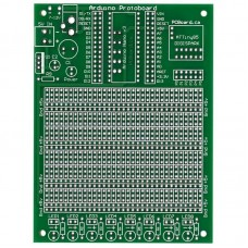 Ardunio Prototype Board for Arduino Nano or ATTiny85