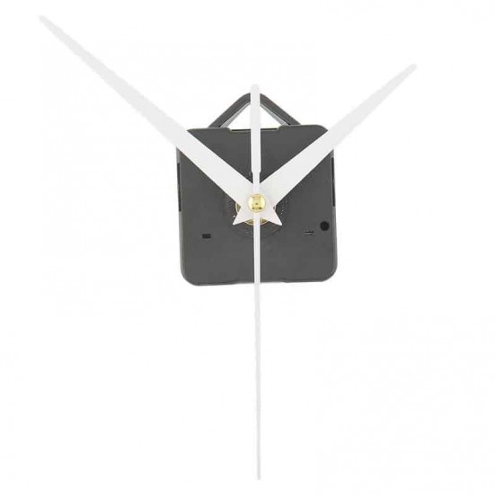 White Hands - Quartz Clock Movement