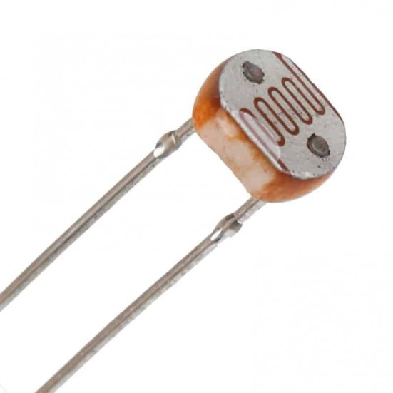 GL5528 Light Sensitive Resistor (LDR)