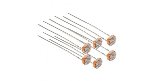 gl5528 light dependent resistor  ldr  photocell