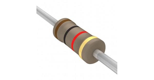 1 8 Watt Resistors