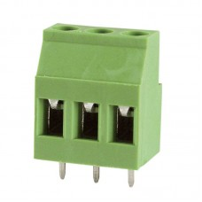 Rising Clamp Terminal Block - 3 Position