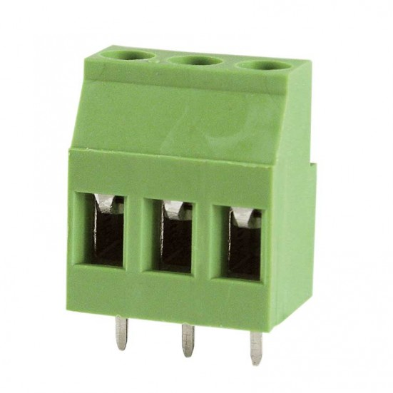 3 Position Rising Clamp Terminal Block