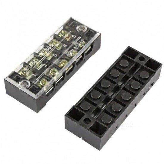 3 to 10 Position Terminal Block