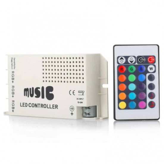 60 watt LED Music Controller
